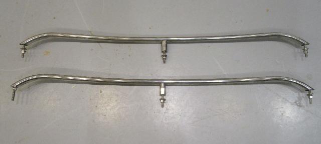 "1990 Chaparral 1900 SL Boat Bow Rail Grab Bar Handle Set 40 1/4"" Long"