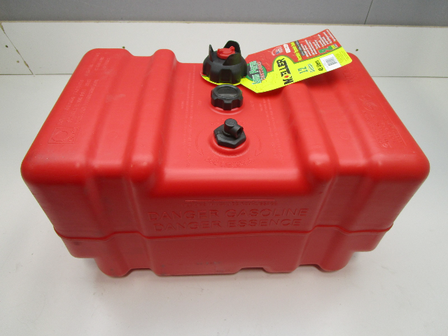 Moeller 630012LP High Profile Portable Fuel Gas Tank 12 Gallon Boat Marine