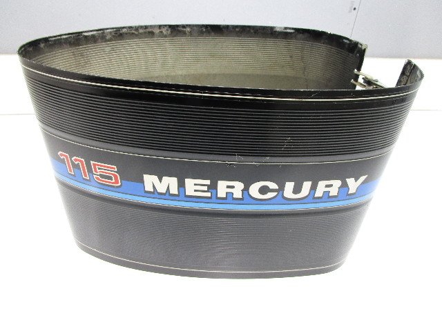 2136-4660A4 Mercury Mariner 115 Inline 6 Cyl Outboard Wrap Around Cowl Cover