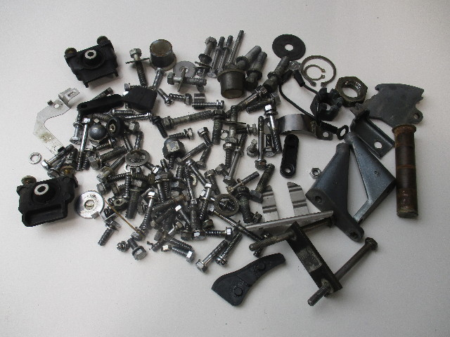 Yamaha Outboard Misc.Hardware Nuts Bolts Screws Washers 200 HP 200ETLK