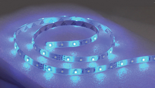 release date e386d 32c03 LED FLEX STRIP ROPE LIGHTS, NON-ADHESIVE-LED Rope Light, 20' Blue