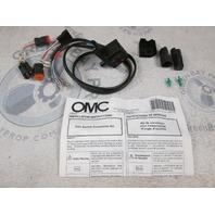 0176533 Johnson Evinrude OMC Dual Binnacle Remote Tilt Trim Switch Kit NLA
