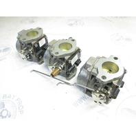 0439459 Evinrude Johnson 50 Hp Outboard Top Middle Bottom Carburetors