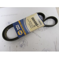 "25-060490 NAPA Automotive V-Ribbed Serpentine Belt 27/32 x 49-1/2"""