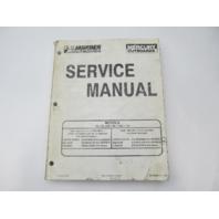 90-13645-2 1095 Mercury Mariner Outboard Service Manual 70-115 HP 1987-1993