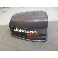 Evinrude Johnson 120 HP V4 Motor Cowl Engine Cover Top Cowling Hood 1990's