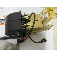 0176374 176374 OMC Evinrude Johnson Dual Remote Control W/ Trim Console Mount NOS