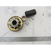 Sierra Starter Drive Gear Assembly for Evinrude Johnson Outboards Repl. 585267