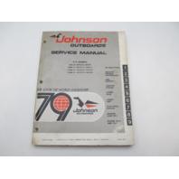JM-7909 1979 Johnson Outboard Service Manual 85-140 HP V-4 Models