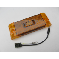 """21051Y Truck-Lite 21 Series 12V Amber 2"""" x 6"""" Marker Clearance Light"""