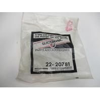 22-20781  Mercury Mariner Outboard Elbow Fitting NLA