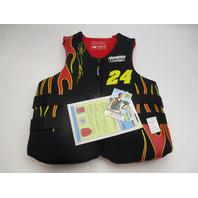 Jeff Gordon Men's Medium Safety Life Jacket