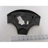 Tracker Boat Marine Steering Wheel Hub Center Insert Black 29492