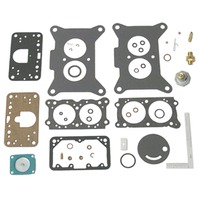 18-7244 987317 Sierra Carburetor Kit for OMC Cobra Volvo 5.0-5.8L