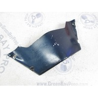 323800 Evinrude Johnson Blue Front Midsection Cover Plastic