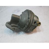 40778 OMC V8 Chevy 307  350 Sterndrive Marine Fuel Pump