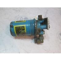 0981920 OMC Stern Drive Fuel Filter & Bracket