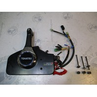 HZZ3-24800-P12 Side Mount Remote Control Box for BFT60-250 Nissan Tohatsu Outboard