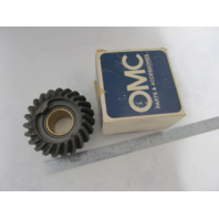 377870 0377870 OMC Forward Gear & Bushing for Evinrude Johnson 65/85 Hp Outboard NOS