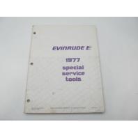 379054 OMC Evinrude Outboard Special Service Tools Parts Catalog 1977