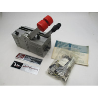 0381372 0173287  OMC Evinrude Johnson Outboard Remote Control 4-Lever Kit
