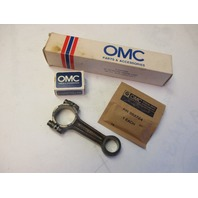 383462 0383462 OMC Connecting Rod Evinrude Johnson Vintage Outboards 378277