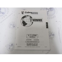 3850641 1994 OMC Cobra Stern Drive Parts Catalog 5.7L