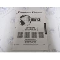 3850642 1994 OMC Cobra Stern Drive Optional Equipment Parts Catalog 3.0-7.4L