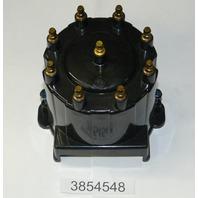 3854548 OMC Volvo Penta Stern Drive Distributor Cap for 5.0, 5.7, 7.4 Liter