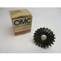 0389469 OMC Gear & Bushing Assembly for Evinrude Johnson Outboard 25-35HP 1979