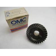 0390803 OMC Evinrude Johnson Outboard 40-60 HP Forward Gear Assembly 0397128
