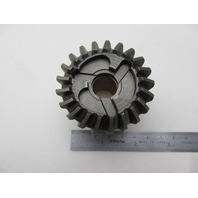 0390975 390975 Forward Gear & Bushing 21 Tooth OMC Evinrude Johnson 25 HP