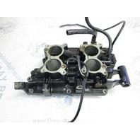 397075 389823 Evinrude Johnson 88-115 Hp Outboard Intake Manifold & Leaf Plates