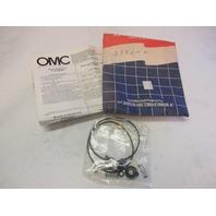 0398606 398606 OMC Evinrude Johnson Showa Power Trim/Tilt Brush & Seal Kit NLA