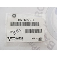 3H6-03293-0 3H6032930M Drain Screw O-Ring for Nissan/Tohatsu Outboards