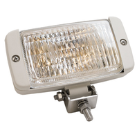 Seadog Marine Halogen Docking Light with Stainless Steel Bracket