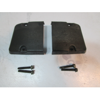 335474 335475 Evinrude Johnson Port & STBD Stern Bracket Covers