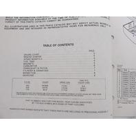 433773 1990 OMC Evinrude Johnson Outboard Parts Catalog Junior & Colt