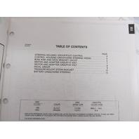 434228 1991 OMC Evinrude Johnson Electric Outboard Parts Catalog