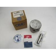 0437412 OMC Evinrude Johnson V4 O.S. .030 Piston & Rings 437412 5006702