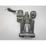 0438533 433460  Evinrude Johnson V6 Hydraulic Trim & Tilt Unit w/Motor 150-175 Hp
