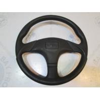 "Bayliner Maxum 13.5"" Black Boat Steering Wheel"