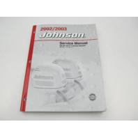 5005463 BRP Johnson Outboard Service Manual SN/ST 60 Deg V4 V6 90-175 2002-03
