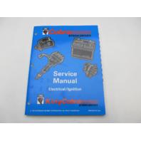 "500595 OMC Cobra Stern Drive Service Repair Manual ""MD"" Electrical / Ignition 1994"