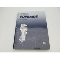 5005976 BRP Evinrude Outboard Service Manual SO DI 100-175 HP 60 Deg 2005