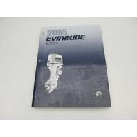 5005978 BRP Evinrude Outboard Service Manual SO DI 200-250 HP 90 Deg 2005