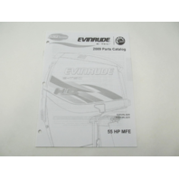 5007794 BRP Evinrude E-Tec Outboard Parts Catalog 55 HP MFE 2009