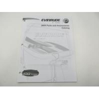 5007799 BRP Evinrude E-Tec Outboard Accessory Parts Catalog 2009
