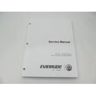 5010277 BRP Evinrude Outboard Service Manual 15 HO thru 30 HP E-TEC 2018
