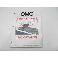 503176 OMC Cobra Evinrude Johnson Service Tools Parts Catalog 1995
